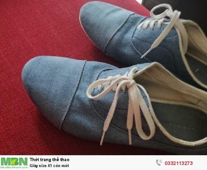 Giày size 41 còn mới4