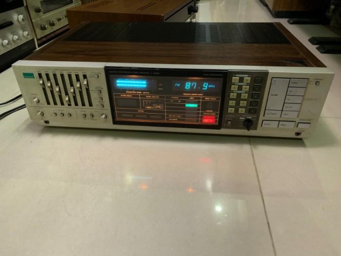 Ampli receiver SANSUI Z-9000X JAPAN Xuất mỹ0