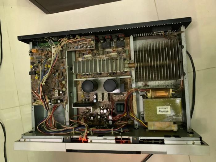 Ampli receiver SANSUI Z-9000X JAPAN Xuất mỹ4