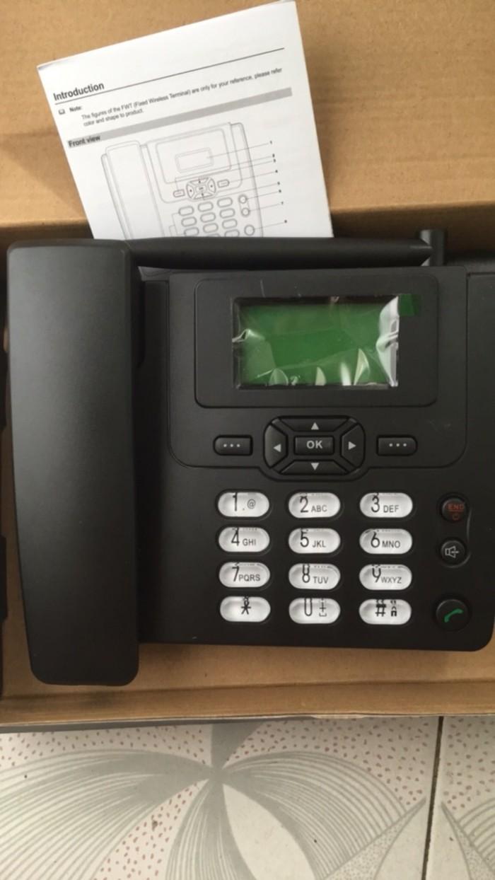 Điện thoại bàn không dây Lắp Sim đa mạng Huawei F3160
