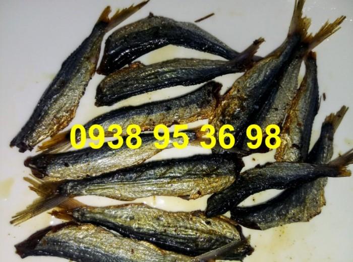Cá chuồn khô - khô cá chuồn tẩm gia vị ngon16