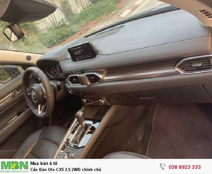 Cần Bán Oto CX5 2.5 2WD chính chủ 2