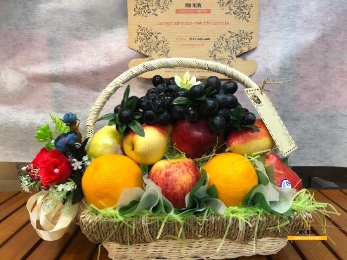 Giỏ trái cây dạm ngõ - FSNK780