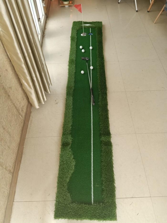 Thảm tập gạt golf putting green 0.5mx3m5