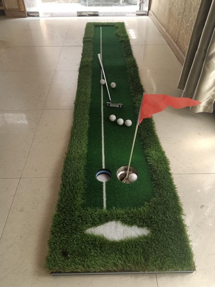 Thảm tập gạt golf putting green 0.5mx3m4