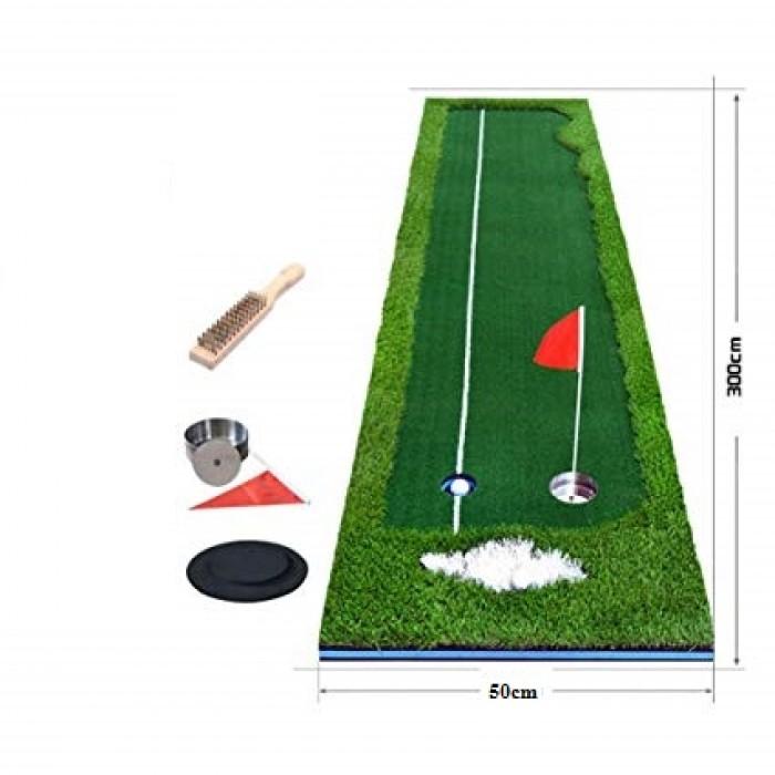Thảm tập gạt golf putting green 0.5mx3m2