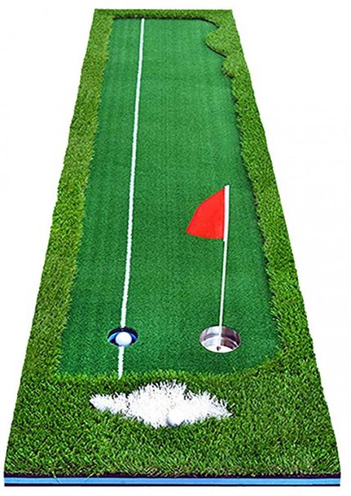 Thảm tập gạt golf putting green 0.5mx3m