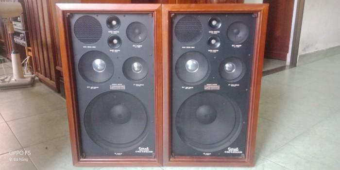 Loa Coral BX1200, bass 30, 6 loa, 5 đường tiếng