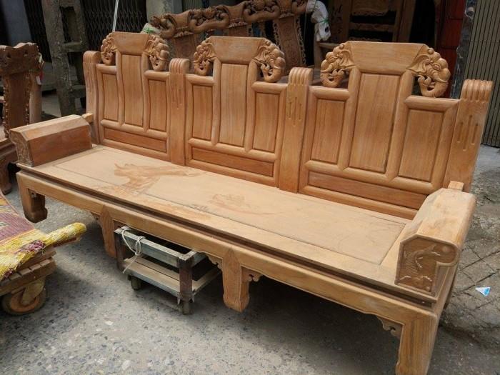 Bộ bàn ghế âu á hộp như ý voi gỗ gõ đỏ,kate12
