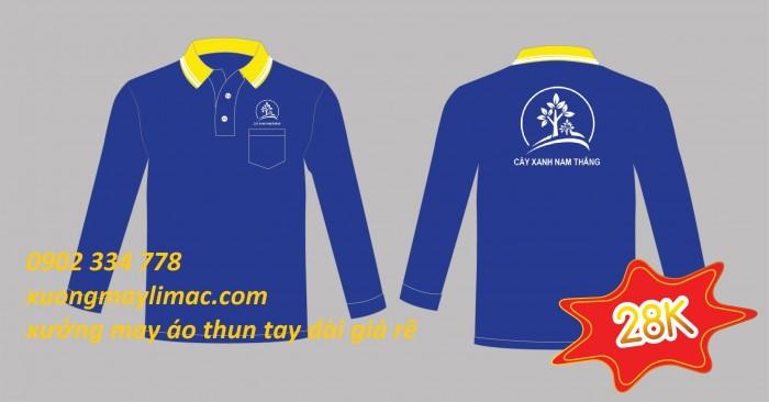 xưởng may áo thun nông dân giá rẽ nhất 29k đã in