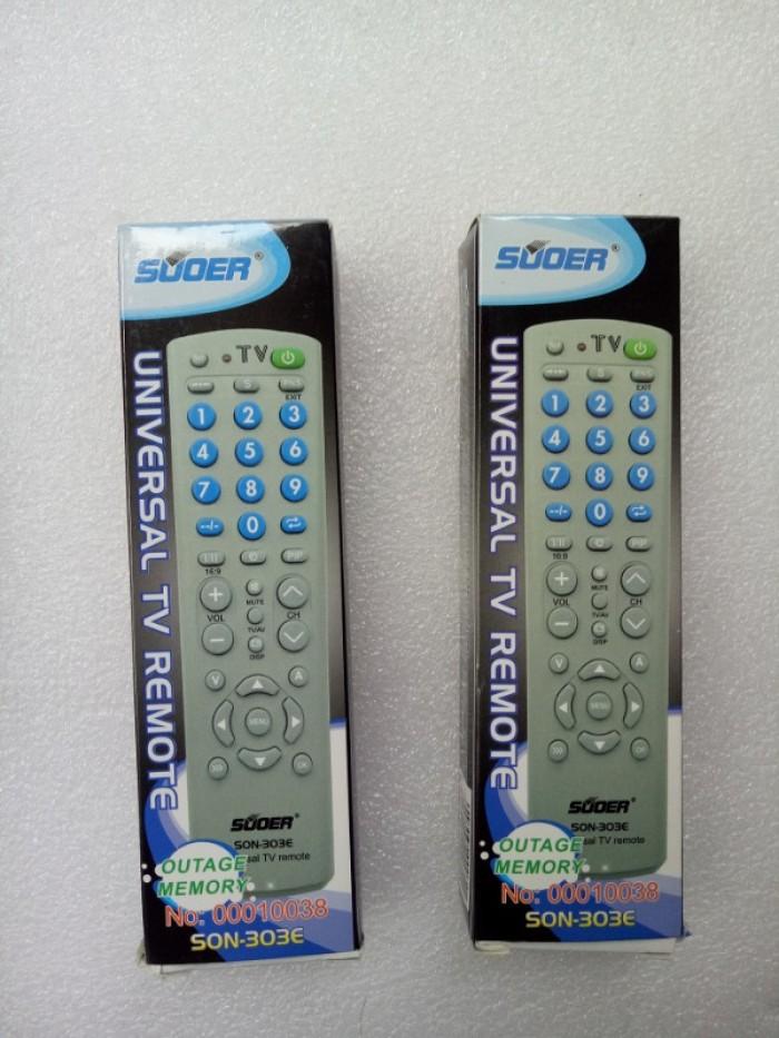Remote tivi đa năng - Điều khiển tivi đa năng3