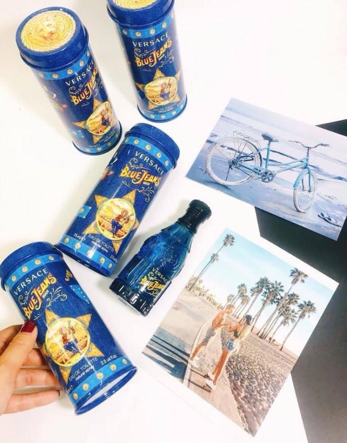 Nước hoa chính hãng Versace Blue Jeans
