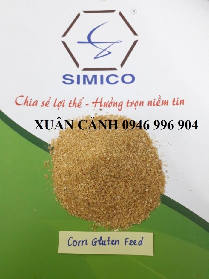 Chuyên cung cấp Corn gluten Feed