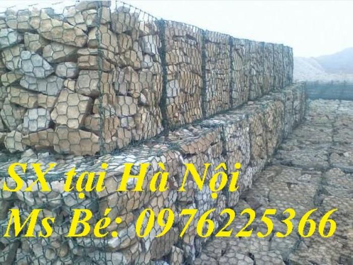 Rọ đá 2x1x1m, 2x1x0,5m, 2x1,5x1m giá tốt nhất thị trường
