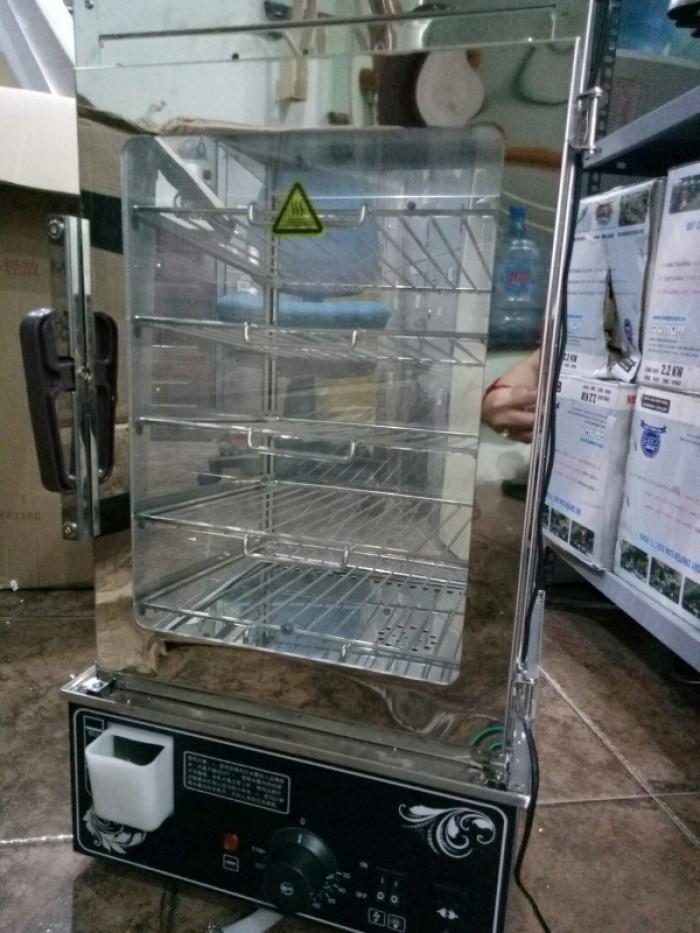 Chuyên tủ hấp bánh bao, lò hấp bánh bao 5 tầng giá rẻ1