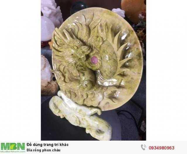 Đĩa rồng phun châu ( sỉ & lẻ ib )