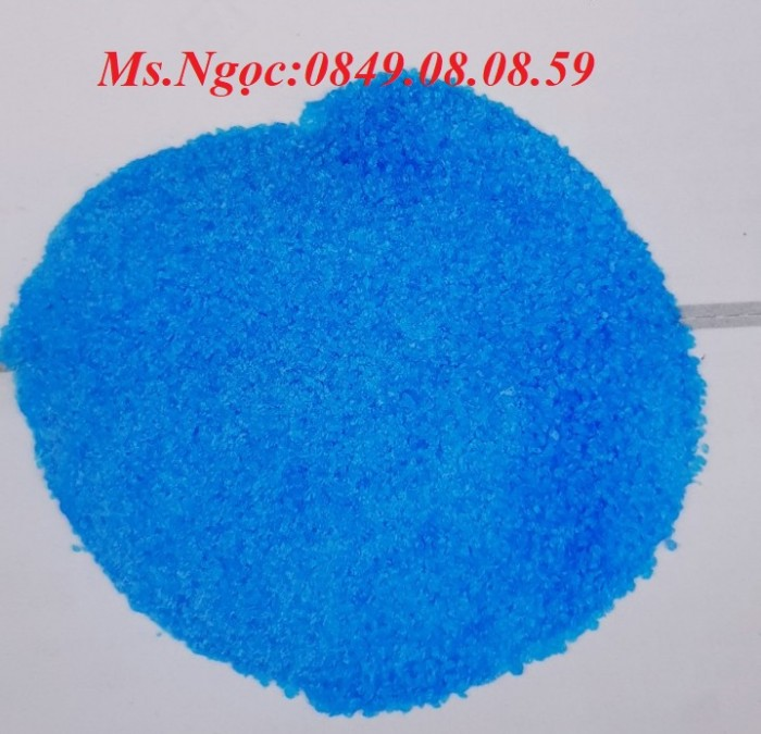 COPPER SULPHATE (CuSO4)__ĐỒNG SULPHATE__ PHÈN XANH0