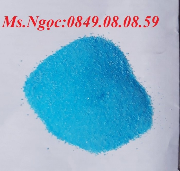 COPPER SULPHATE (CuSO4)__ĐỒNG SULPHATE__ PHÈN XANH1