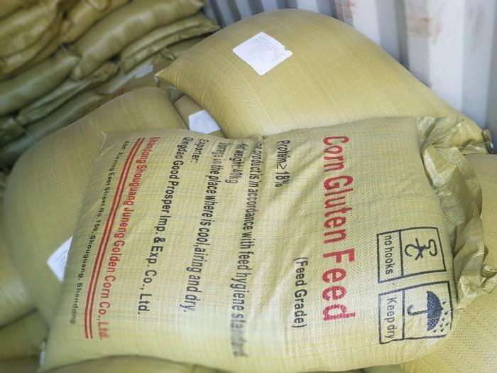 Corn gluten feed hàng cảng Giá cạnh Tranh6