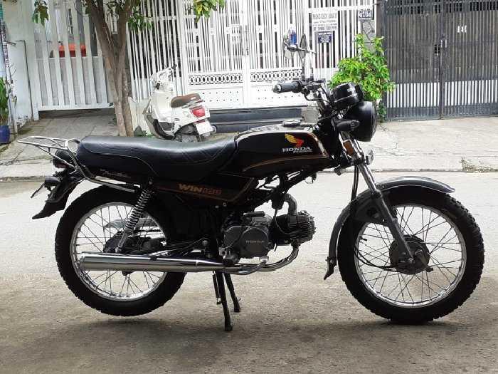 Honda Win 100 Chính Chủ biển Tp. ABAAA