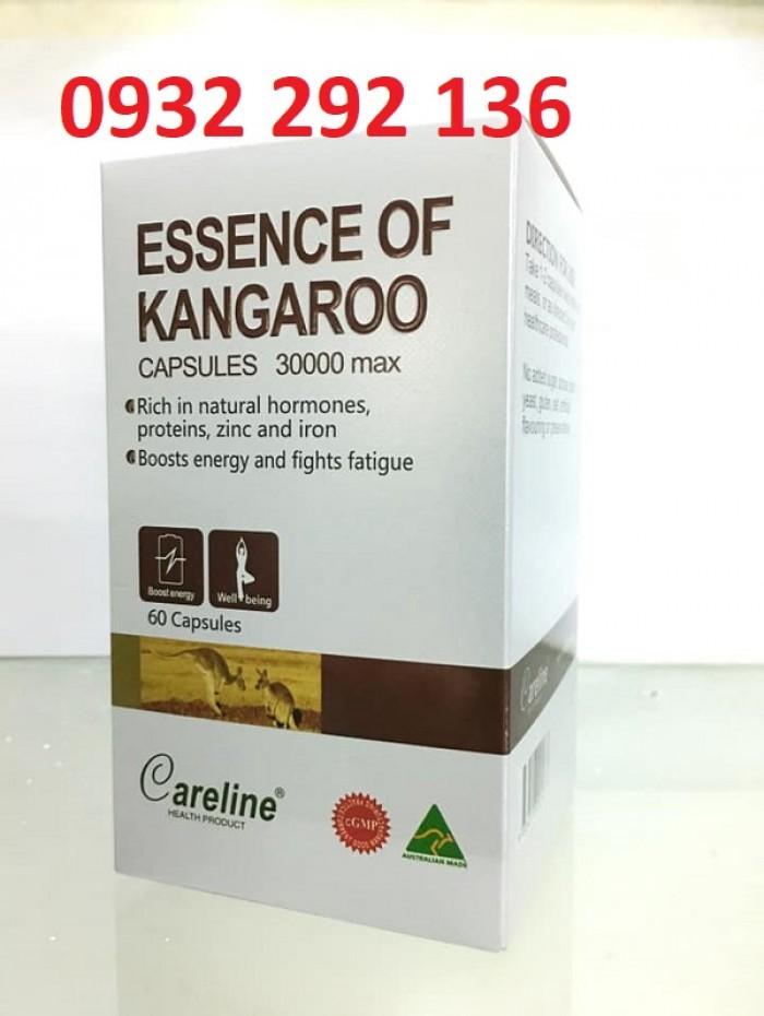Essence Of Kangaroo của Care Line giúp tăng cường sinh lý nam