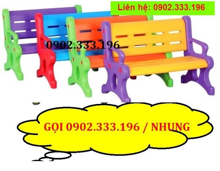 Cung cấp bàn ghế mẫu giáo giá rẻ2