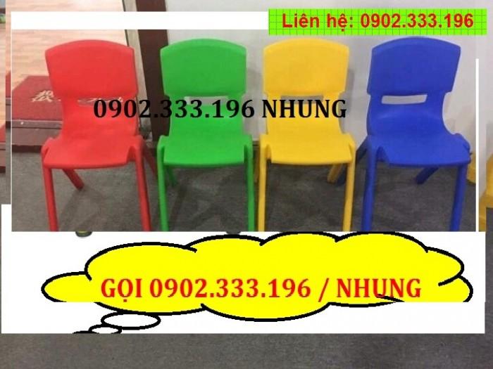 Cung cấp bàn ghế mẫu giáo giá rẻ3