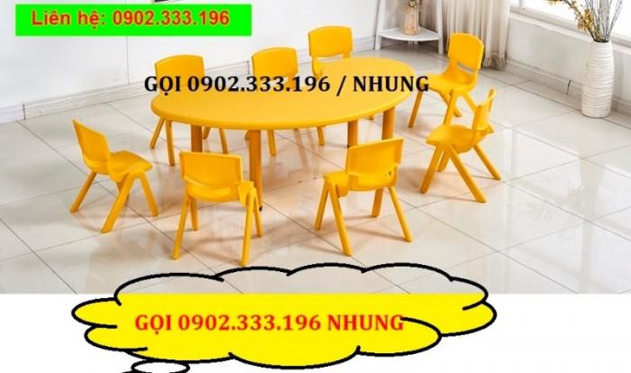 Cung cấp bàn ghế mẫu giáo giá rẻ1