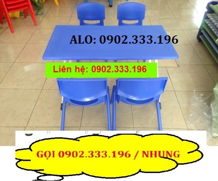 Cung cấp bàn ghế mẫu giáo giá rẻ8