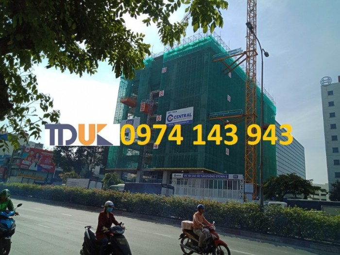 Lưới bao che công trình tại Biên Hòa3