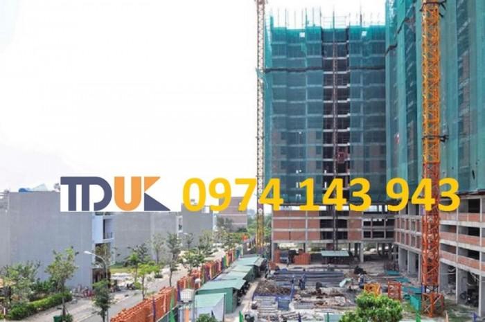 Lưới bao che công trình tại Biên Hòa4
