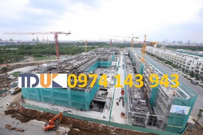Lưới bao che công trình tại Biên Hòa6
