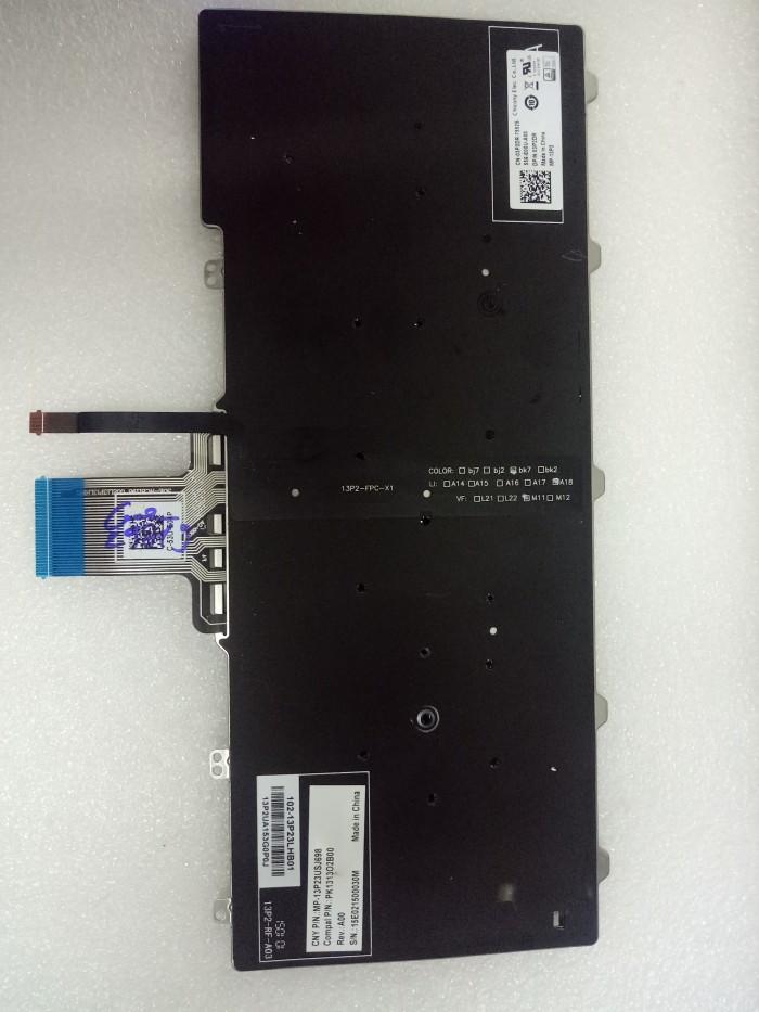 Bàn phím zin tháo máy Dell E7250, E7270, E5250 - Phím có đèn Backlit keyboard2