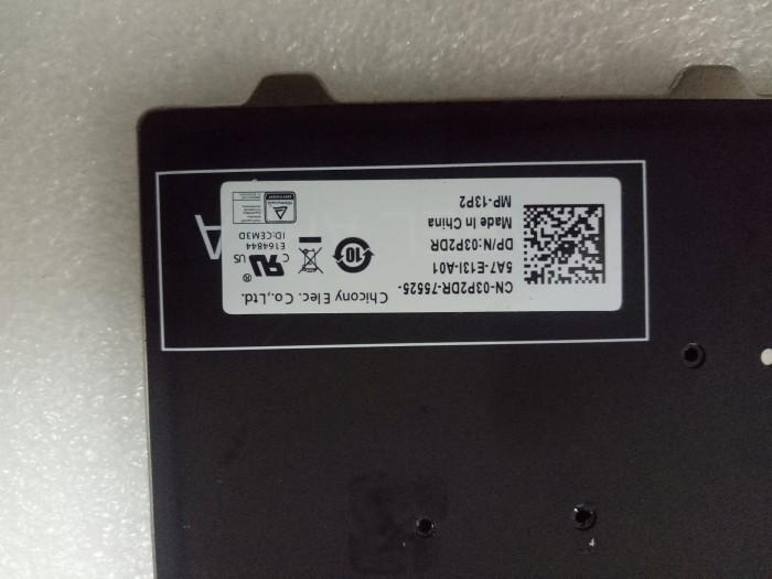 Bàn phím zin tháo máy Dell E7250, E7270, E5250 - Phím có đèn Backlit keyboard1