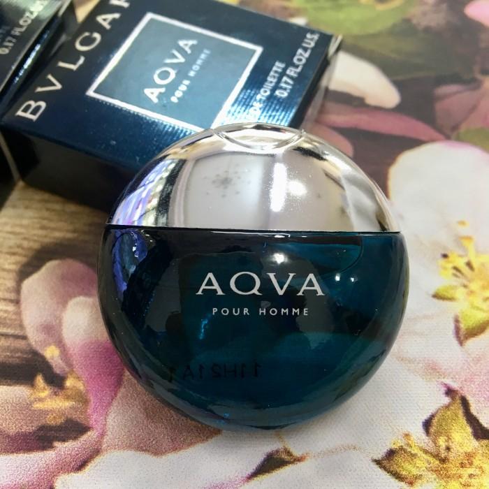 Nước hoa chính hãng BVL Aqva Pour Homme 100ml