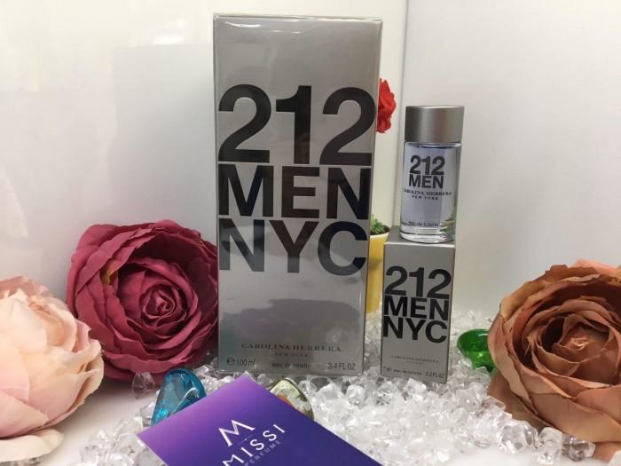 Nước hoa chính hãng 212 Men NYC 100ml