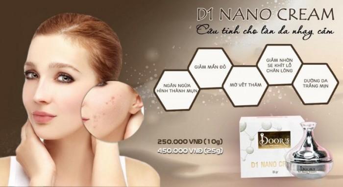 Kem dưỡng da Nano Cream - Door's