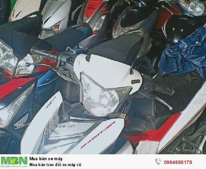 Mua bán trao đổi xe máy cũ 1