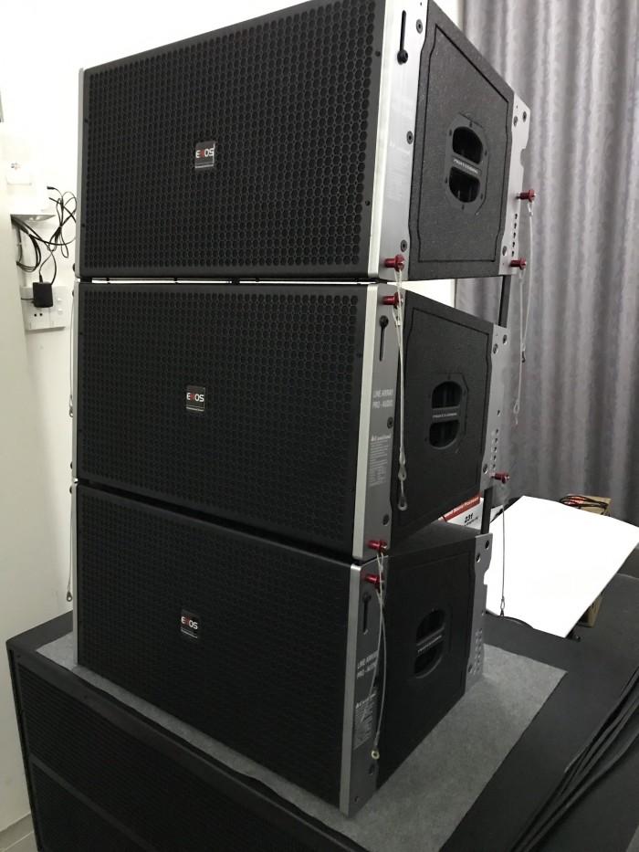 Dàn âm thanh Line Array 40 đơn, đồng bộ từ NEO chính hãng ENOS, Bao Hay0