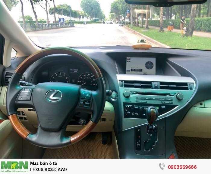 LEXUS RX350 AWD 3
