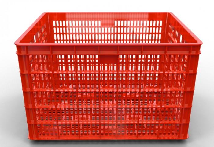 Bán rổ nhựa lớn có 26 bánh xe  Ms Thanh 0913 819 2380