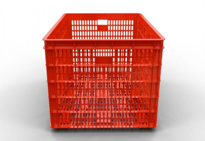 Bán rổ nhựa lớn có 26 bánh xe  Ms Thanh 0913 819 2381