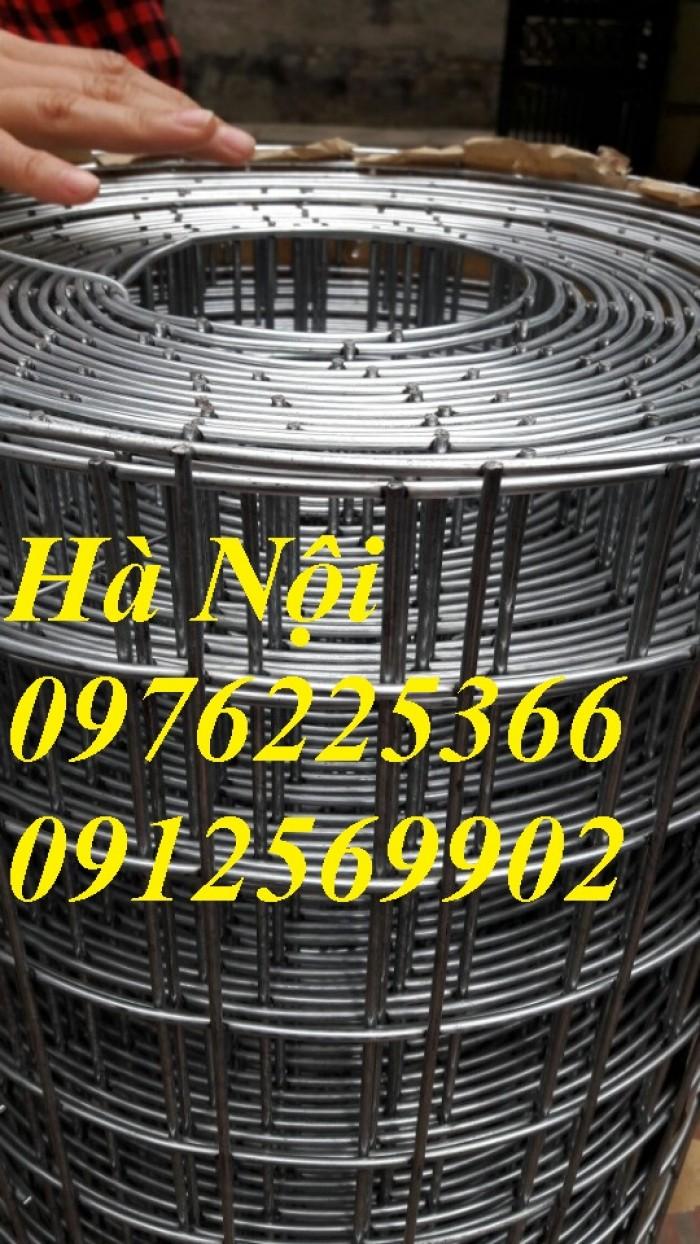 Lưới hàn mạ kẽm, lưới hàn mạ kẽm dạng cuộn, hàng có sẵn0