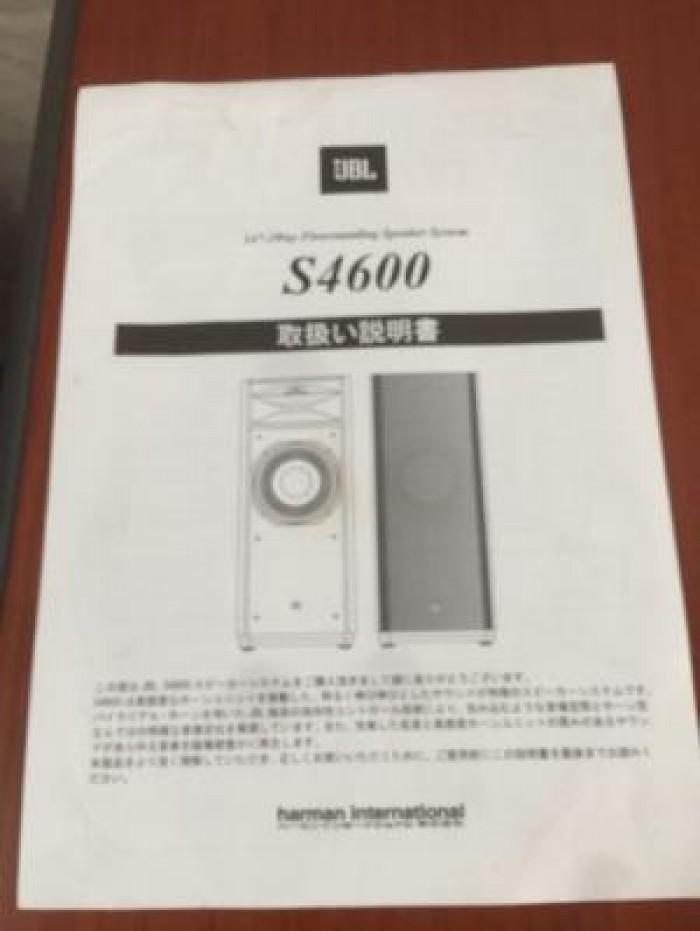 Chuyên bán Loa JBL S4600 (USA) hàng đẹp Long lanh2