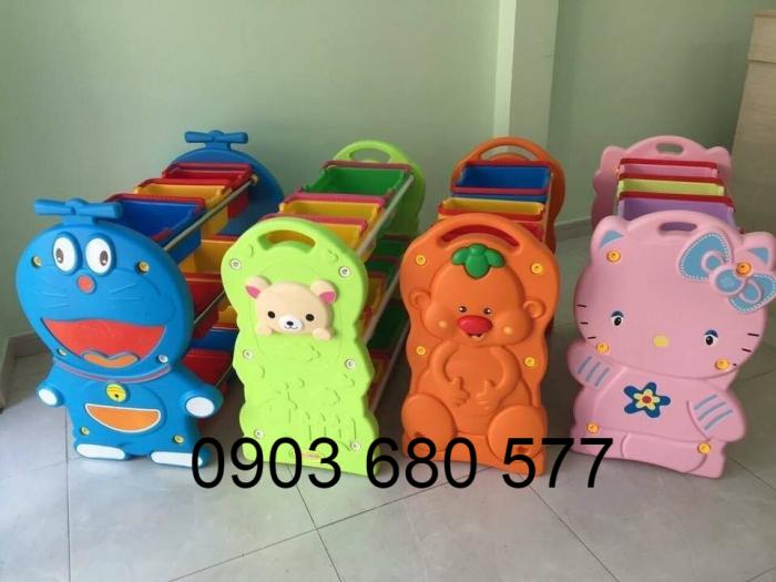 Các mẫu kệ nhựa mầm non giá rẻ, chất lượng cao