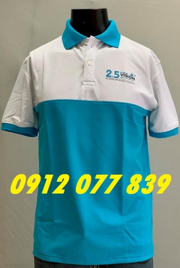 Đặt đồng phục áo thun cho công ty, xưởng may in đồng phục giá tốt nhất