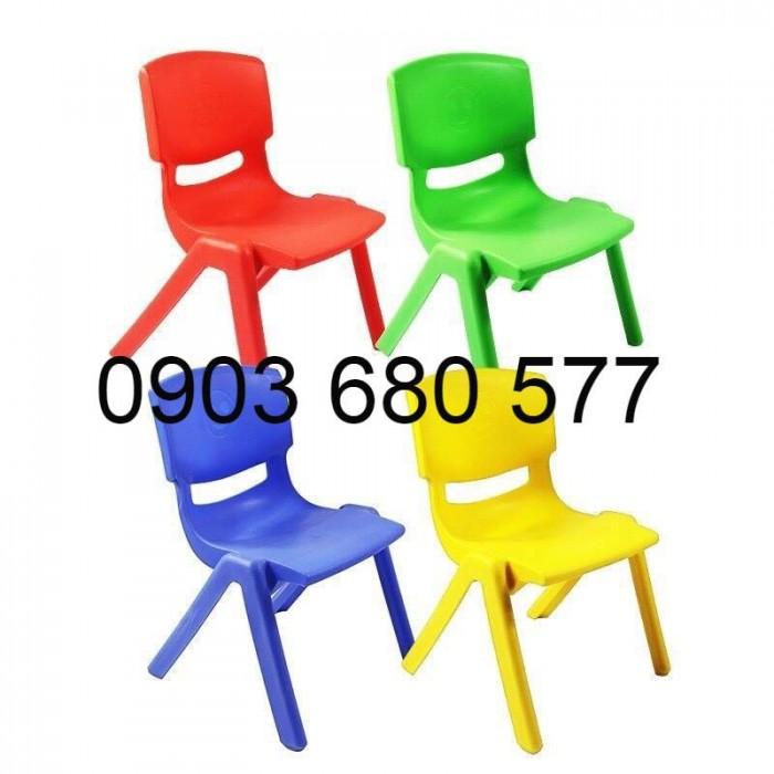 Những mẫu ghế mầm non mới | Năm 201915
