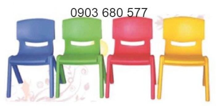 Những mẫu ghế mầm non mới | Năm 20195