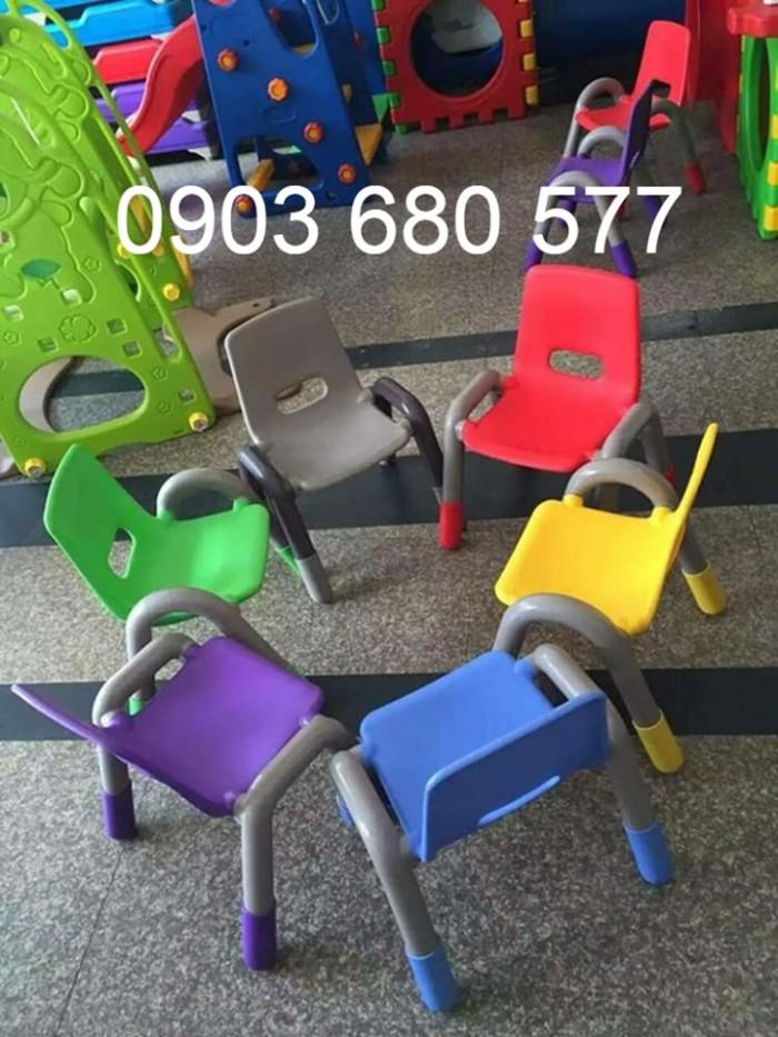 Những mẫu ghế mầm non mới | Năm 20192