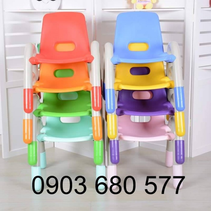 Những mẫu ghế mầm non mới | Năm 20191